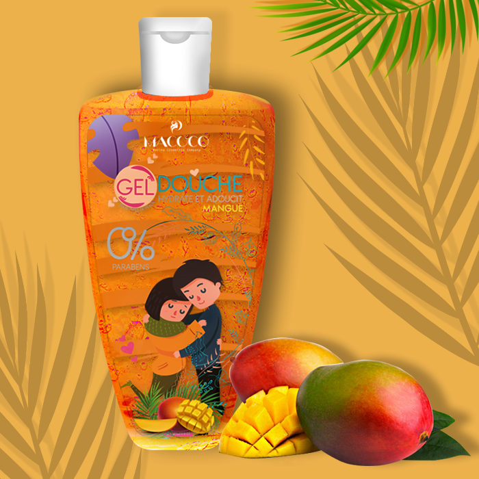GEL DOUCHE MANGUE